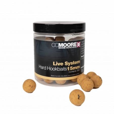 CC Moore Live System Pink Pop Ups 13-14mm *Carp Fishing Bait